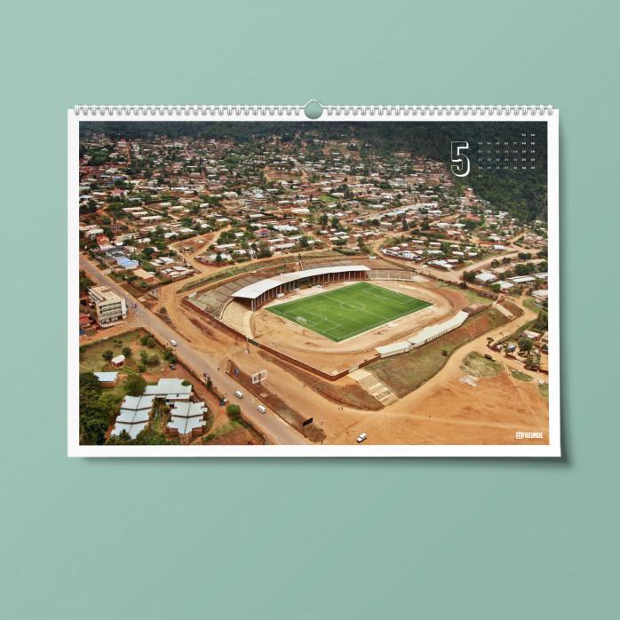 11FREUNDE Wandkalender 2021: Die ganze Welt ist ein Spielfeld - ISBN: 978-3-667-12001-4