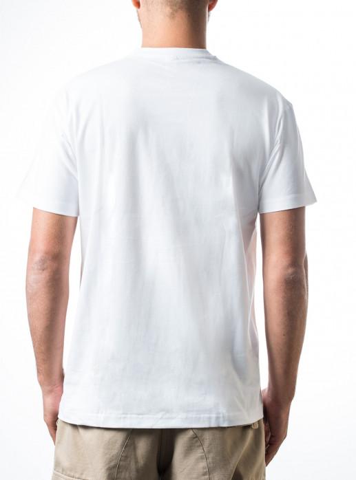 Love Football - Hate Racism weiß - T-Shirt - Fußball - 11FREUNDE SHOP