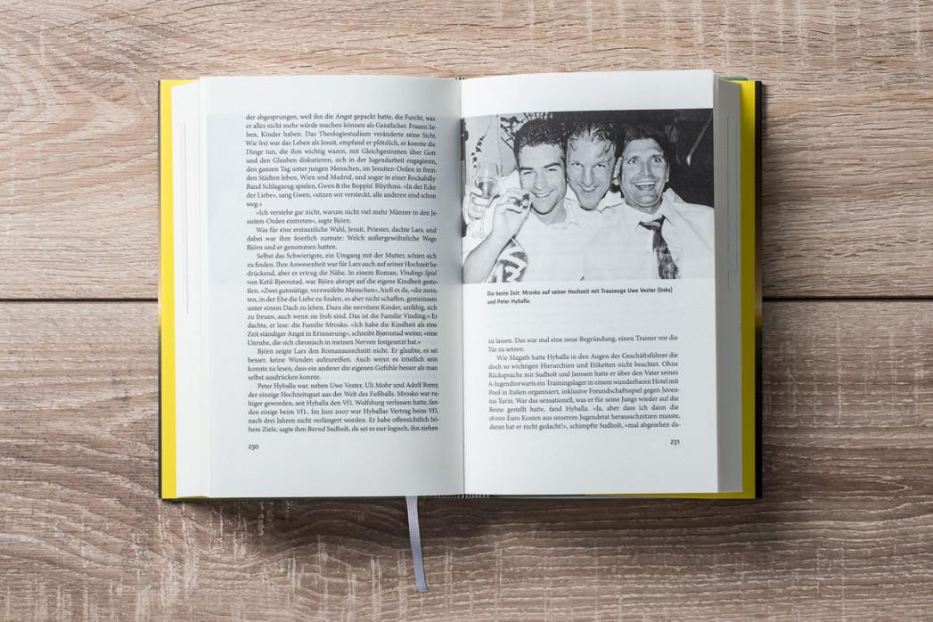 Mroskos Talente - Das erstaunliche Leben eines Bundesliga-Scouts - Fußballbuch - 11FREUNDE SHOP