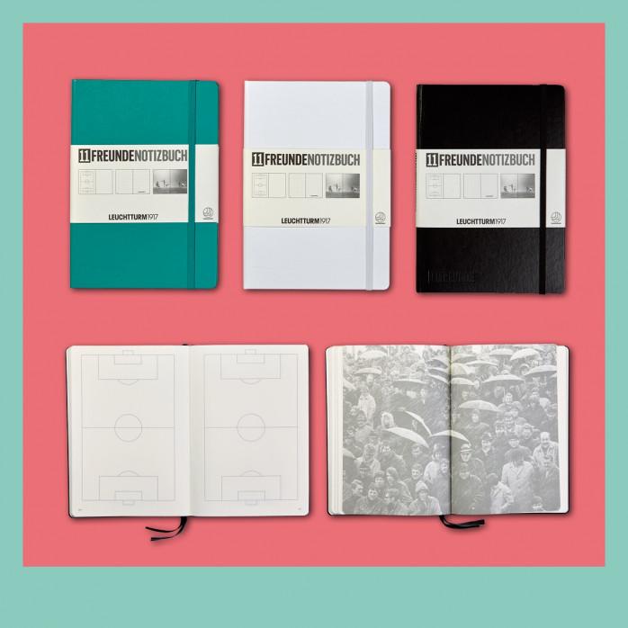 11FREUNDE Notizbuch (Edition 2.0)
