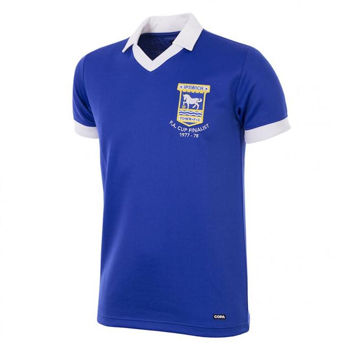 Ipswich Town FC 1977 - 78 Retro Football Shirt