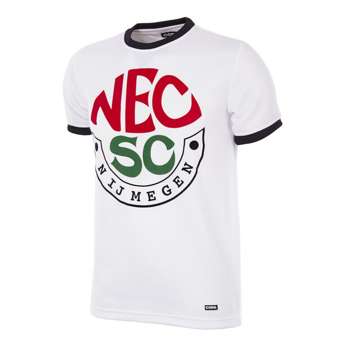 N.E.C. Nijmegen 1978 Retro Football Shirt