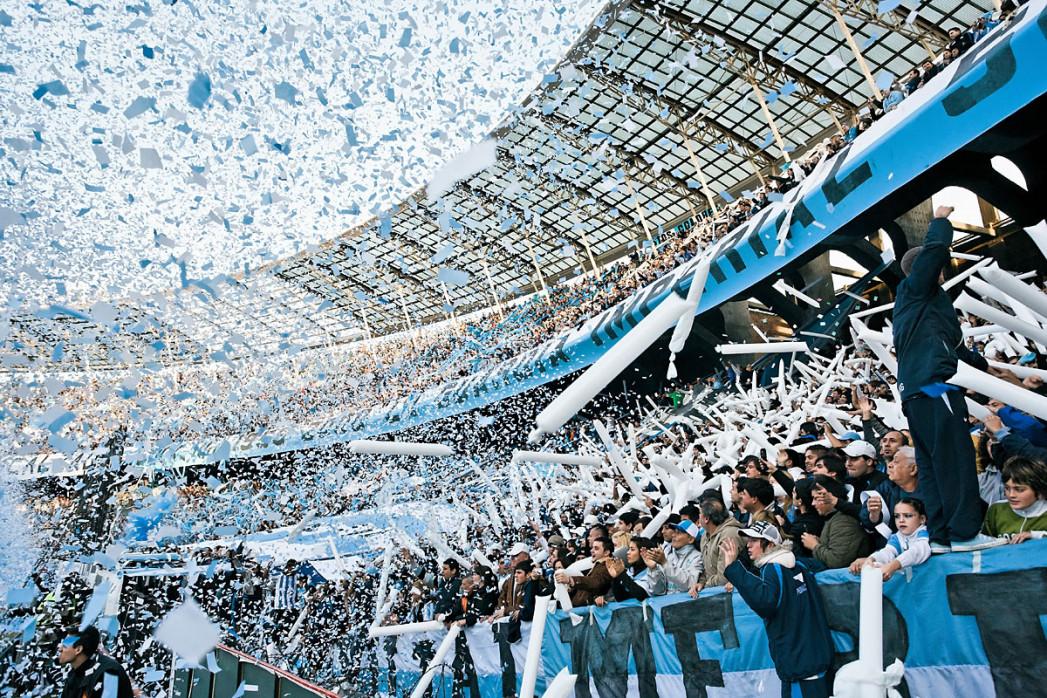 Racing Club Buenos Aires Fankurve - 11FREUNDE BILDERWELT