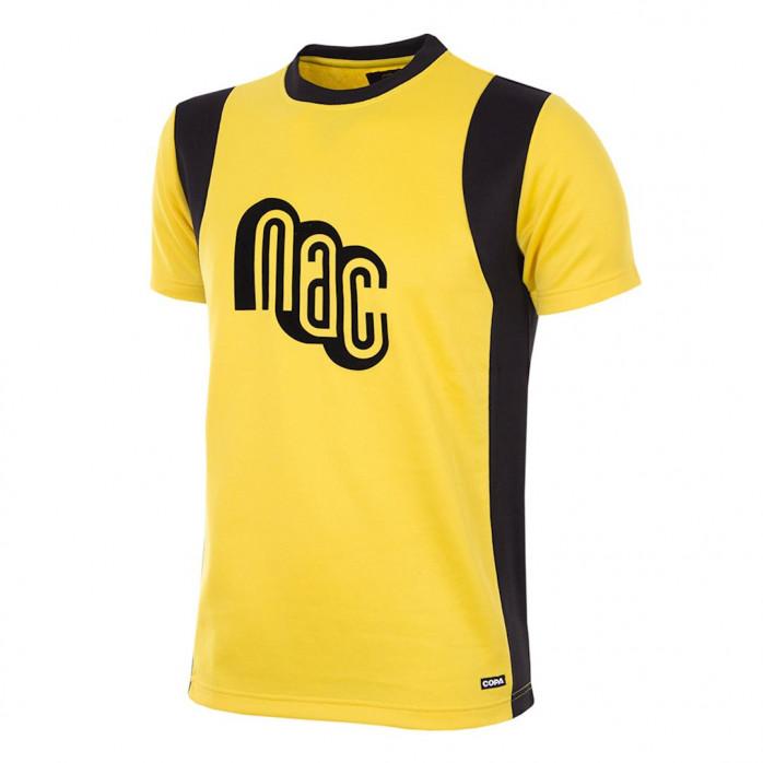 NAC Breda 1981 - 82 Retro Football Shirt