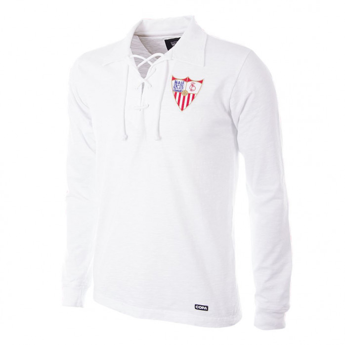 Sevilla FC 1945 - 46 Retro Football Shirt