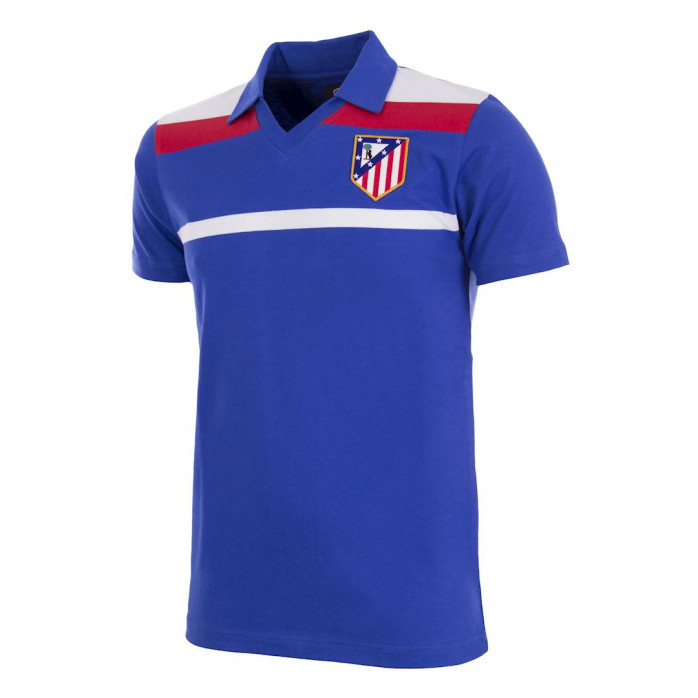 Atletico de Madrid 1986 Third Retro Football Shirt