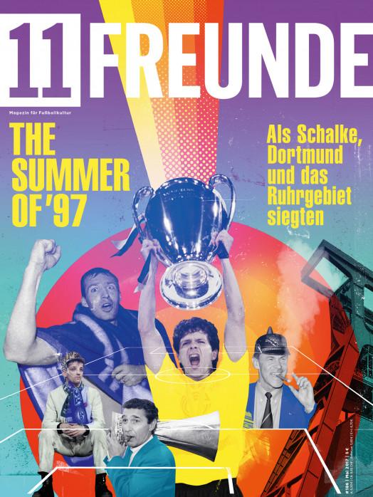 11FREUNDE Ausgabe #186