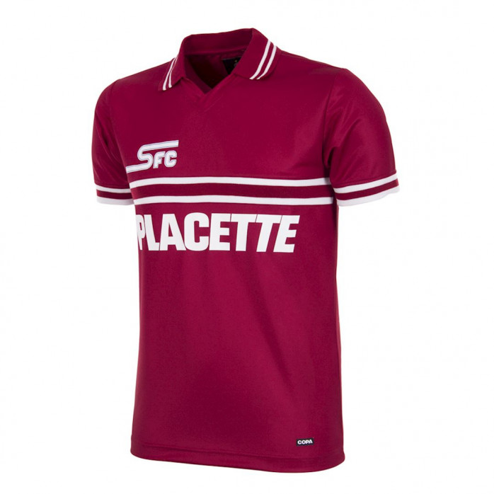Servette FC 1984 - 85 Retro Football Shirt