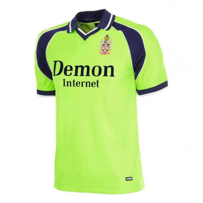 Fulham FC 1999 - 2000 Away Retro Football Shirt