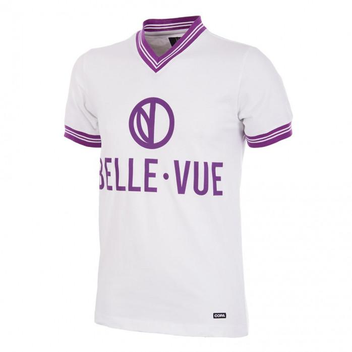 RSC Anderlecht 1973 - 74 Away Retro Football Shirt