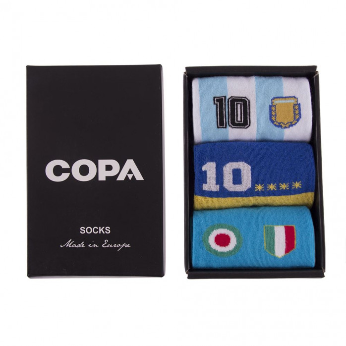 Diego Casual Socks Box Set