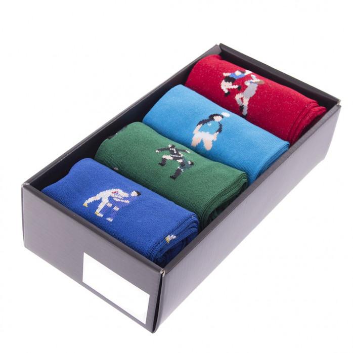 Casual Socks Box Set (Colourful Edition)