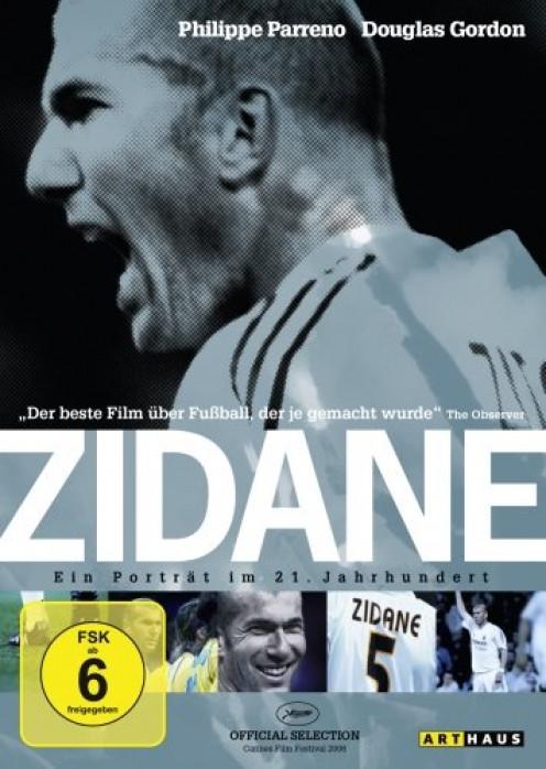 Zidane - Ein Porträt im 21. Jahrhundert - DVD Fußball Film Doku