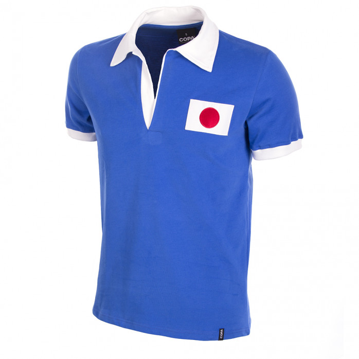 Japan 1950's Short Sleeve Retro Football Shirt