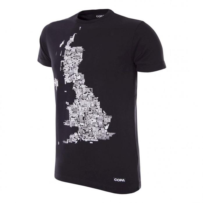 UK Grounds T-Shirt (black)