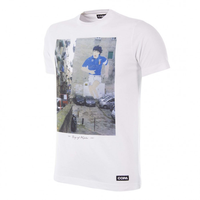 King of Naples T-Shirt | White