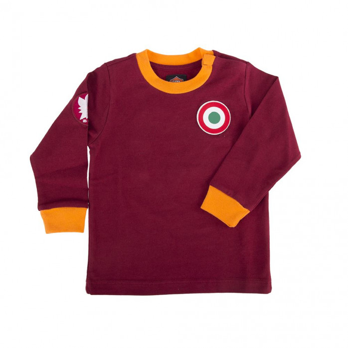 AS Roma 'My First Football Shirt' Long Sleeve
