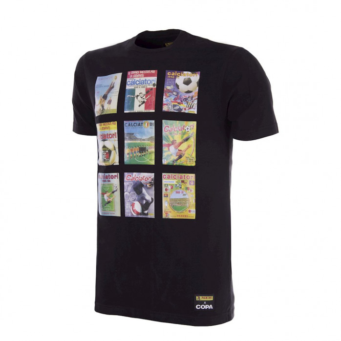 Panini Calciatori Covers T-shirt