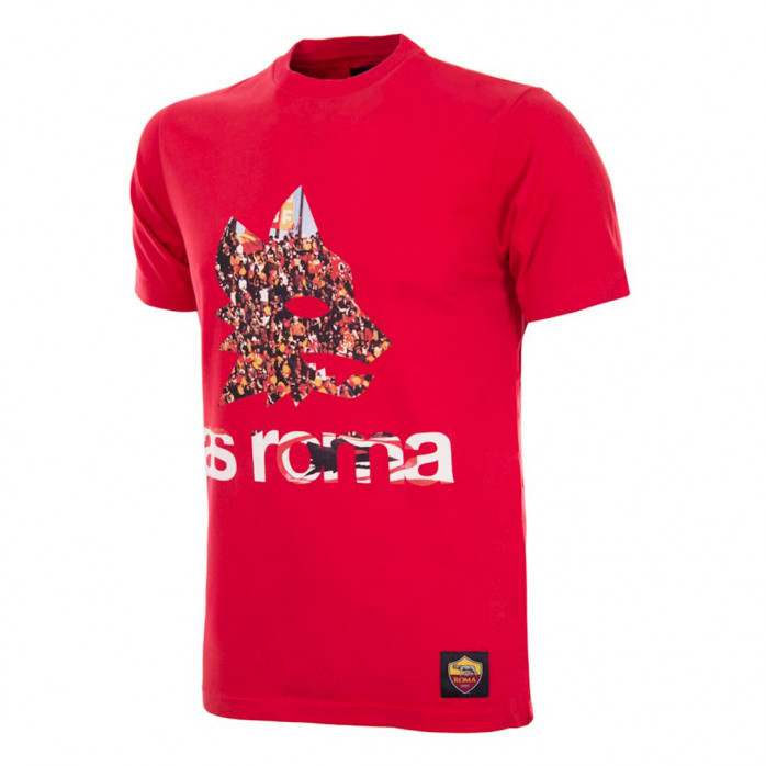 AS Roma Supporter T-Shirt (red)