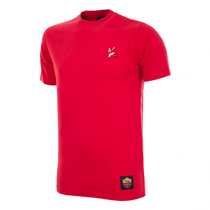 AS Roma Pixel T-Shirt (red)