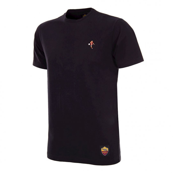 AS Roma Pixel T-Shirt (black)