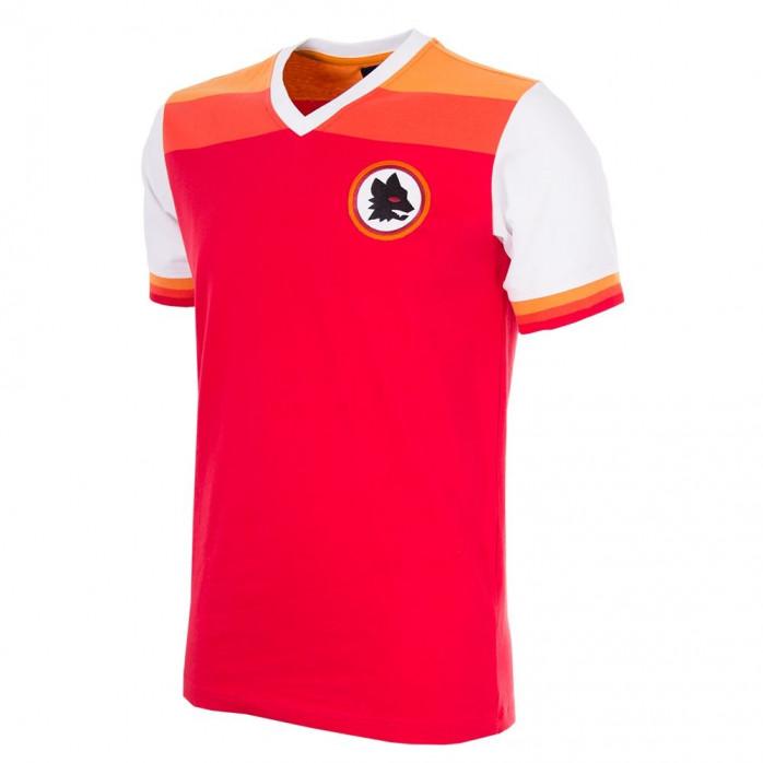 AS Roma 1978-79 Short Sleeve Retro Football Shirt