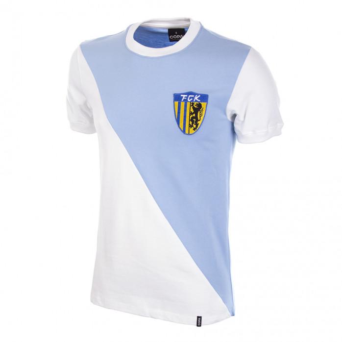 FC Karl-Marx-Stadt 1976 / 1977 Short Sleeve Retro Football Shirt
