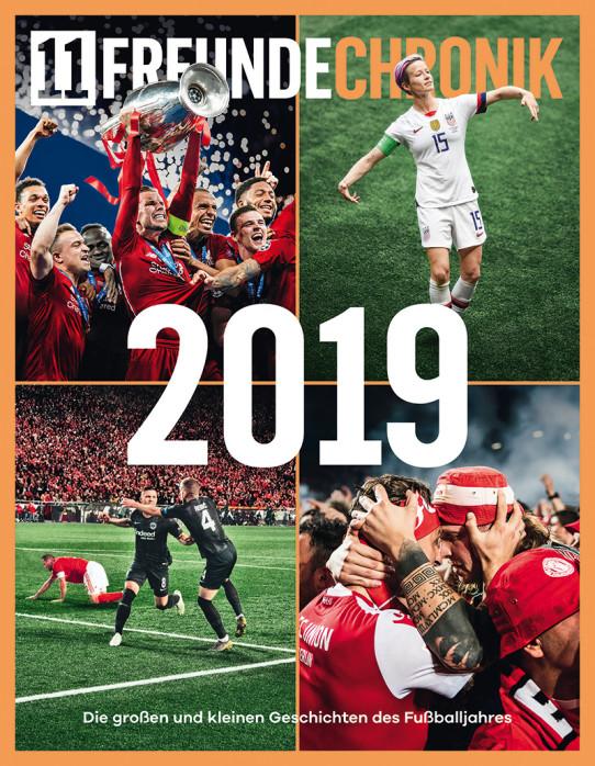 11FREUNDE Chronik 2019