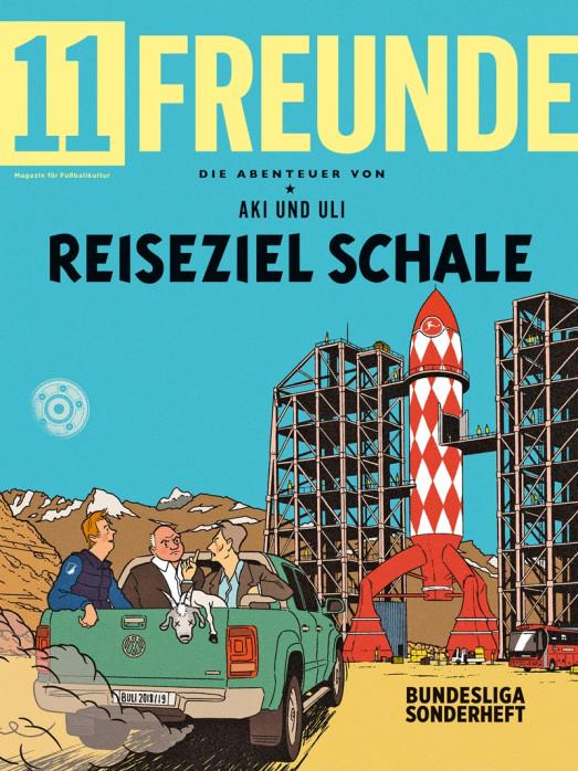 11FREUNDE Ausgabe #201 - Bundesliga-Sonderheft 2018/19