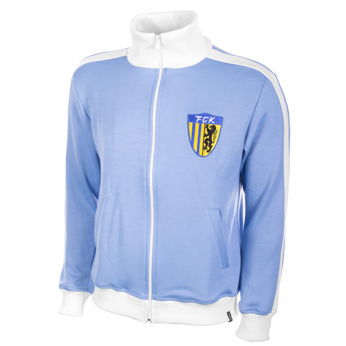 FC Karl-Marx-Stadt 1970's Retro Football Jacket