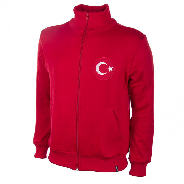 Turkey 1970's Retro Football Jacket