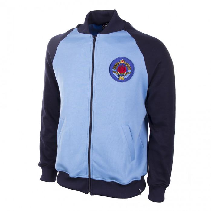 Yugoslavia 1980's Retro Football Jacket