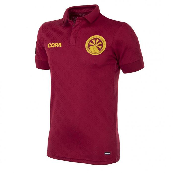 Tibet Away Short Sleeve Football Shirt