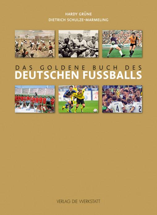 Das goldene Buch des deutschen Fußballs - 11FREUNDE SHOP