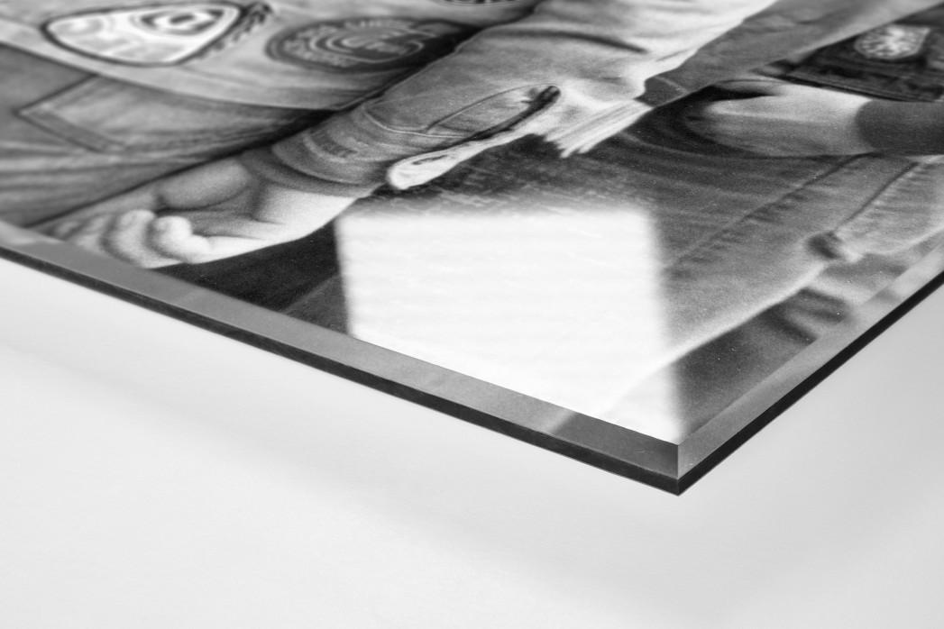 Kutte Erfurt als Direktdruck auf Alu-Dibond hinter Acrylglas (Detail)