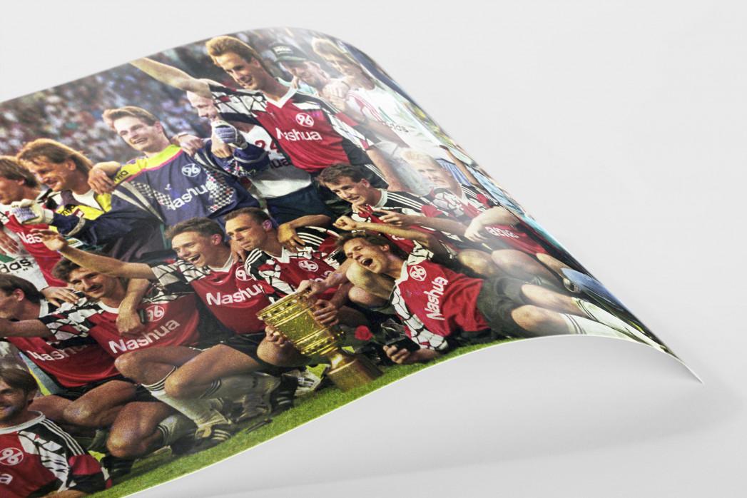 Hannoverscher Pokaljubel als FineArt-Print