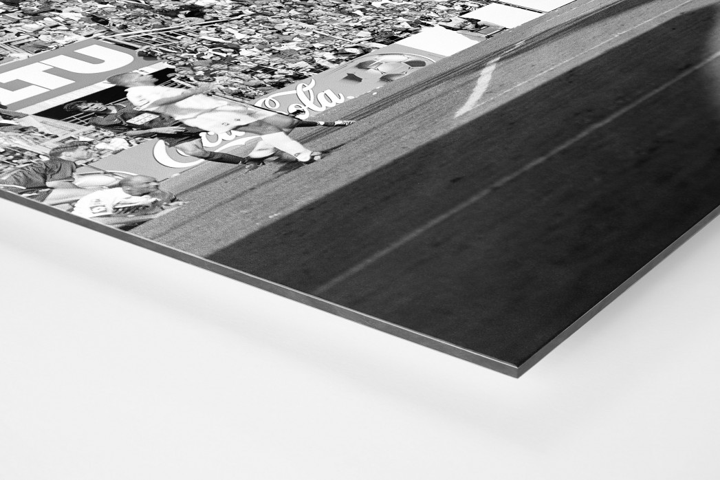 Letztes Tor auf dem Bökelberg als auf Alu-Dibond kaschierter Fotoabzug (Detail)