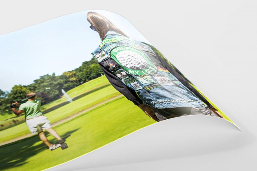 Kutte Golf als FineArt-Print