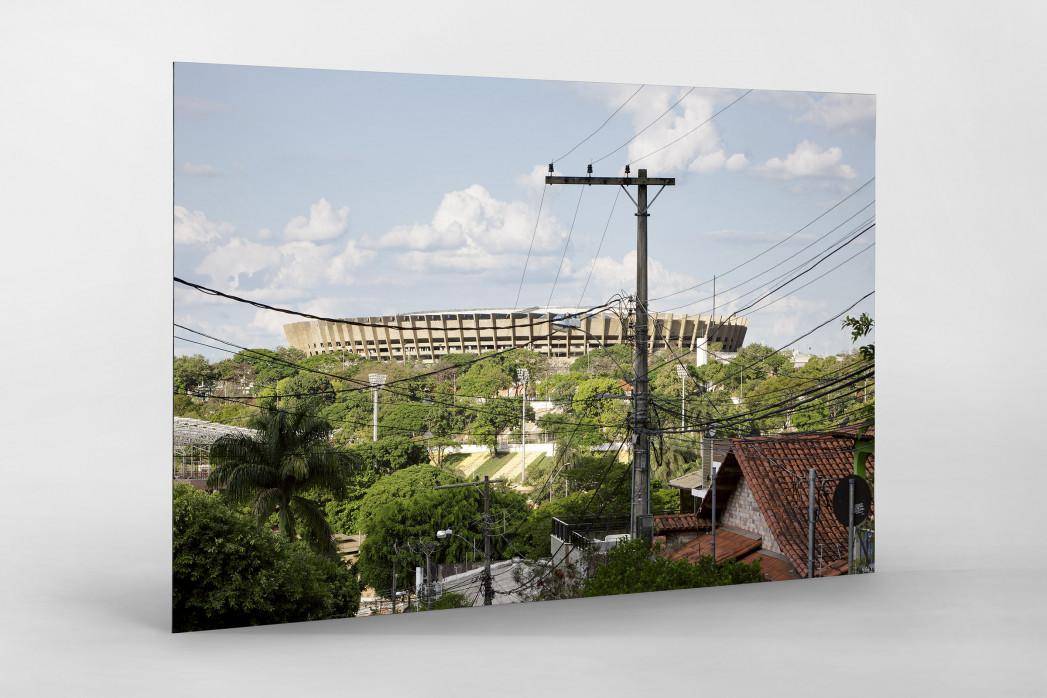Estádio Mineirão (1) als auf Alu-Dibond kaschierter Fotoabzug