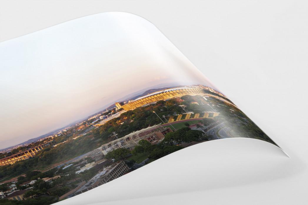 Estádio Mineirão (2) als FineArt-Print