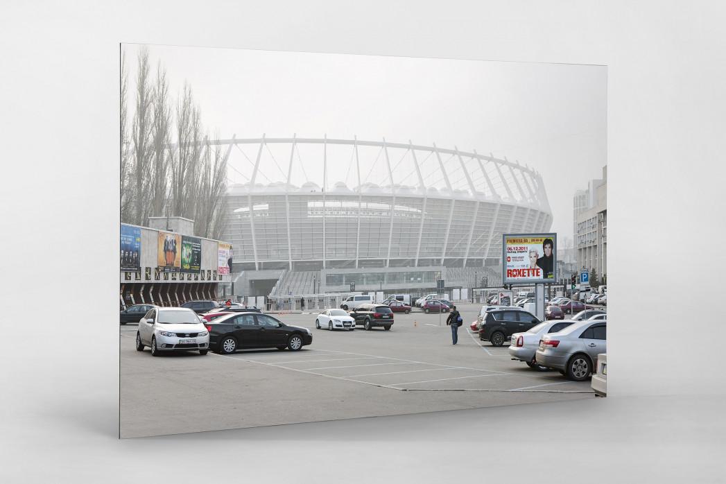 Roxette in Kiew als auf Alu-Dibond kaschierter Fotoabzug