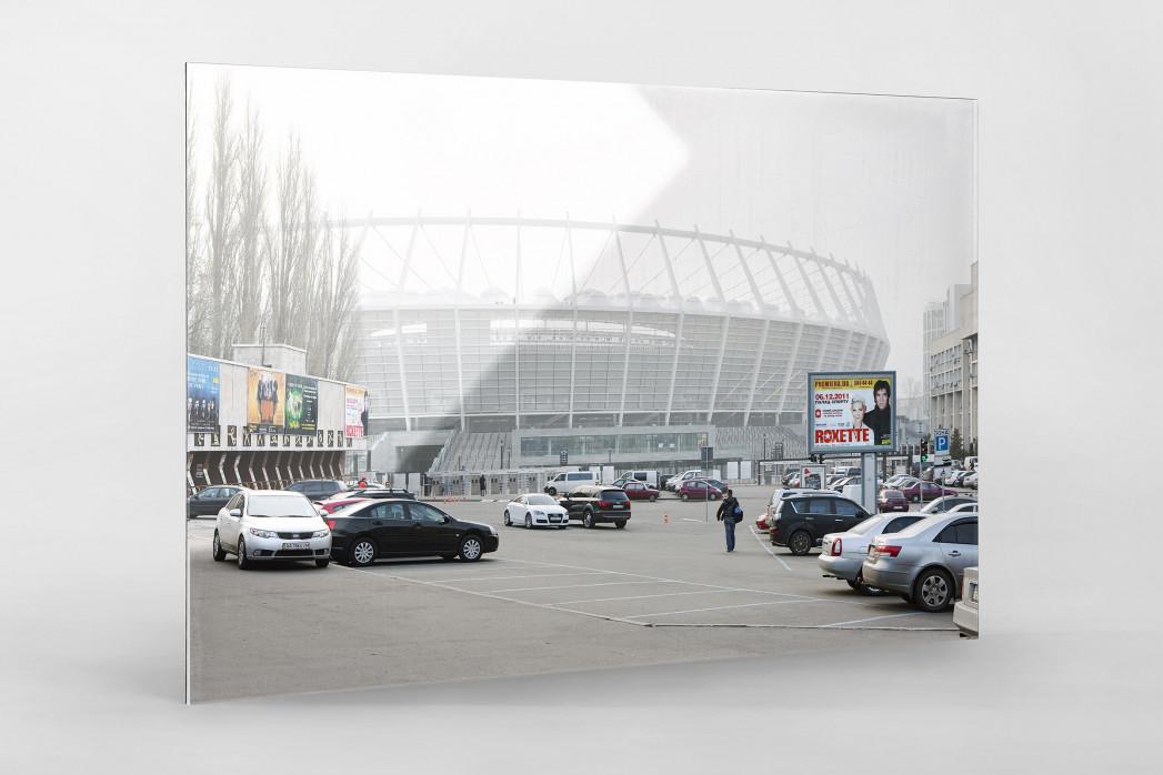 Roxette in Kiew als Direktdruck auf Alu-Dibond hinter Acrylglas