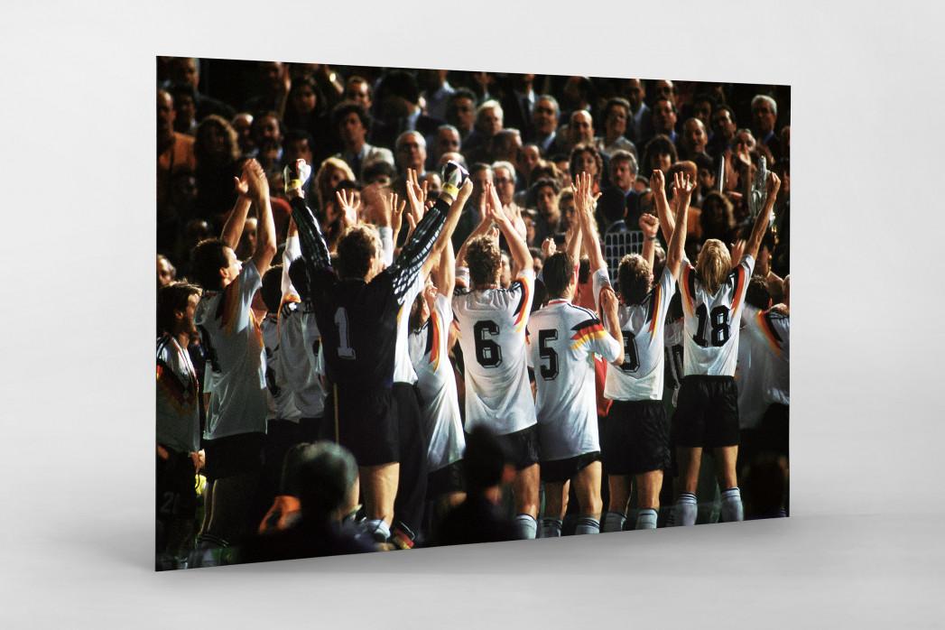 WM-Jubel (2) als auf Alu-Dibond kaschierter Fotoabzug
