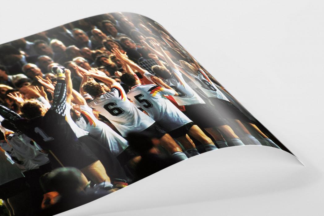 WM-Jubel (2) als FineArt-Print