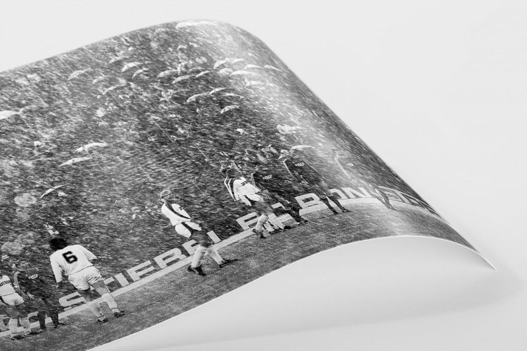 Schneesturm als FineArt-Print