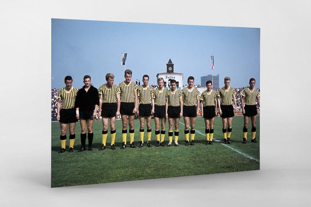 Aachen 1962 als auf Alu-Dibond kaschierter Fotoabzug