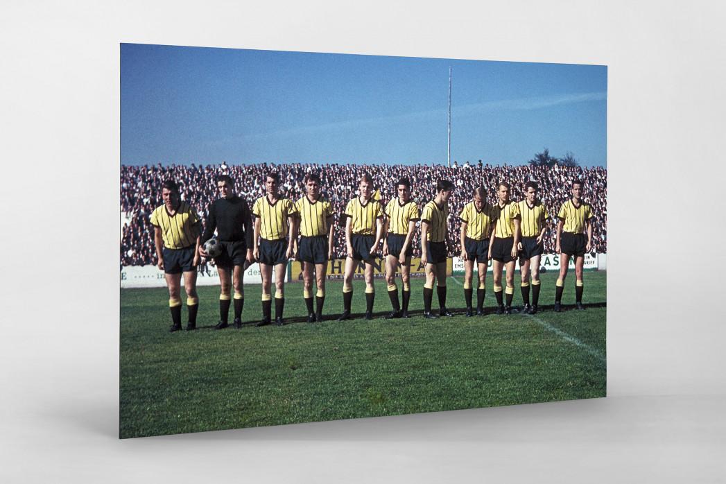 Aachen 1964 als auf Alu-Dibond kaschierter Fotoabzug