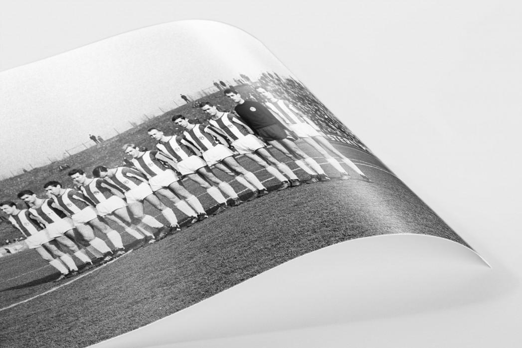 Bielefeld 1967 als FineArt-Print