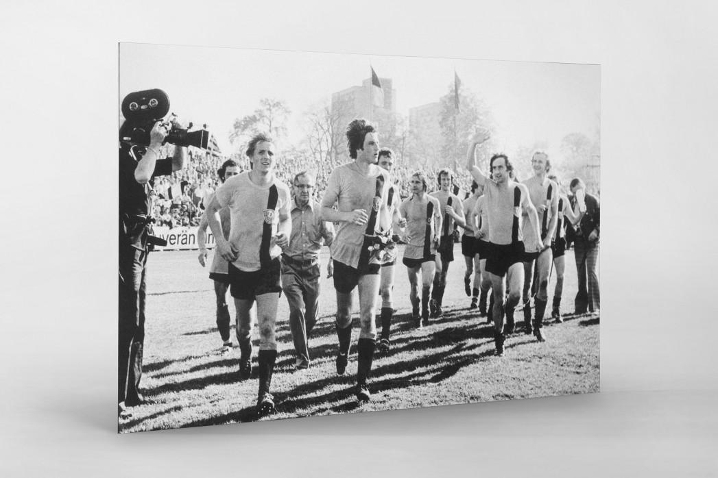 Dresdens Meister 1976 als auf Alu-Dibond kaschierter Fotoabzug