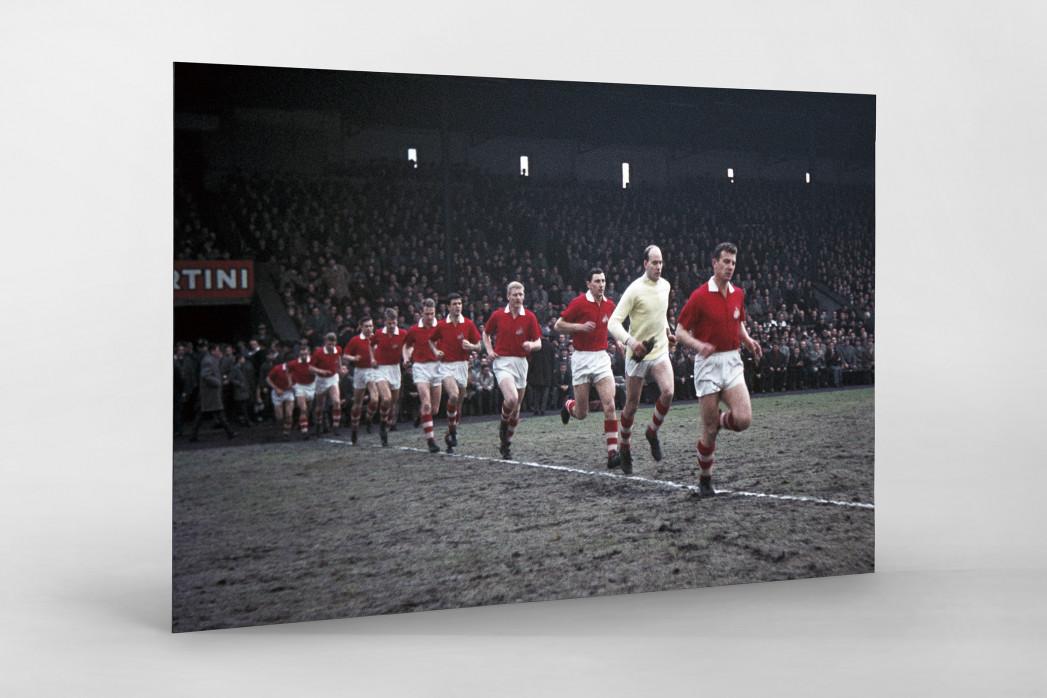 Köln 1963 als auf Alu-Dibond kaschierter Fotoabzug